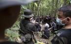 Malaysia's human trafficking camps