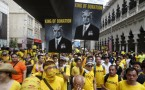 Protest against Prime Minister Najib Razak
