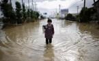 Japan's flooding