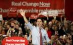 Canada's Prime Minister-designate Justin Trudeau