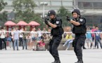 Anti-terrorist Excercise Gets Held In Shanghai