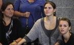 Amanda Knox with Family