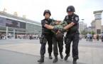 Anti-terrorist Excercise Gets Held In Shanghai