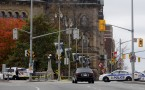 Shooting In Ottawa At City's War Memorial And Near Parliament Hill