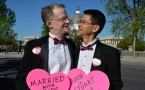 US-COURT-GAY MARRIAGE-RIGHTS