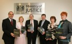 UK's New Ministry Of Justice Comes Into Being