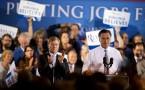Republican presidential candidate Mitt R