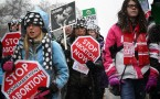 Annual Anti-Abortion March For Life Rally Takes Place In D.C