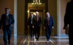 Senate Passes U.S. Spending Bill Hours Before Shutdown Deadline