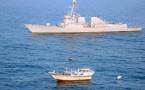 U.S. Navy Warship Rescues Iranian Fishing Boat Crew Held By Pirates