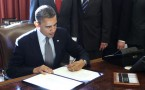 President Obama Signs H.R. 6156