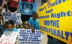 Activists Rally Against Death Penalty