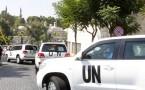U.N. Convoy in Syria