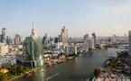 The Skyline of Bangkok - Thailand