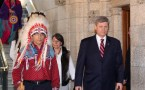 In Act Of Reconciliation, Canada Apologizes For Aboriginal Abuses