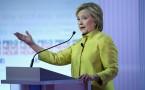 Democratic Presidential Candidates Debate In Milwaukee