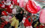Iraqis Celebrate Valentine's Day in Baghdad