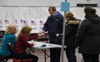US-VOTE-ELECTION-NEW HAMPSHIRE