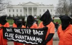 Activists Call On Obama For Guantanamo Bay Detention Facility To Be Closed