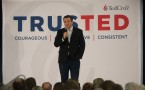 Ted Cruz Campaigns In Nevada Ahead Of GOP Caucuses