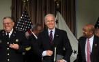 Vice President Biden Holds Roundtable On Gun Control In Philadelphia