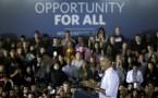 President Obama Speaks On Raising The Minimum Wage At The University Of Michigan