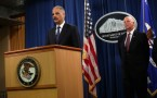 AG Holder Announces Economic Cyber-Espionage Charges Against China