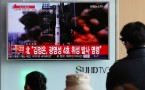 The world reacts to N.Korea's missile tests
