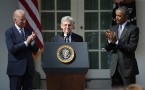 Obama nominee for Supreme Court Justice: Judge Merrick Garland