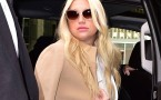 Singer Kesha Attends NYC Court Hearing In Lawsuit Against Producer Dr. Luke