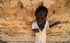 Girl Displaced in Darfur