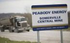 Coal Slump Sends Mining Giant Peabody Energy Into Bankruptcy