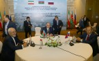 Trilateral meeting of Foreign ministers of Russia, Iran and Azerbaijan