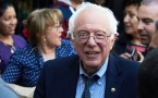 Presidential Candidate Bernie Sanders Campaigns In New York City Ahead Of Primary Election