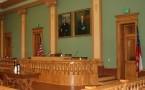Georgia Courtroom