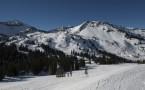 Alta Ski Resort near Salt Lake City in Utah, USA
