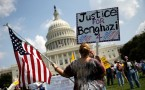 Conservatives Hold Call To Action Rally One Year After Benghazi Attacks