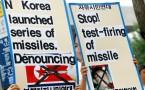 Anti-North Korean Rally In Seoul