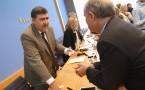Syrian Opposition Members Present Post-Assad Framework