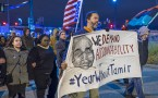 Clevelanders Protest Grand Jury Decision Not To Indict Cops In Tamir Rice Shooting
