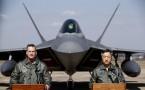 U.S. To Fly F-22s Over South Korea