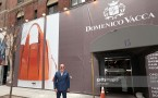 Domenico Vacca Unveils Billboard At The New Domenico Vacca Building In NYC