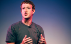 USA - Technology - Facebook CEO Mark Zuckerberg