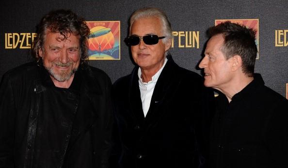 Led Zeppelin: Celebration Day - UK Film Premiere