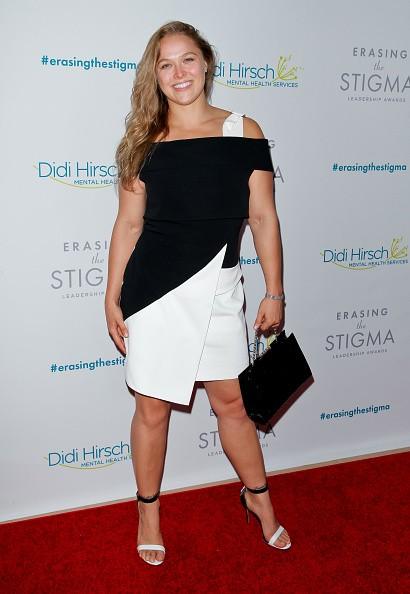 20th Anniversary Erasing The Stigma Leadership Awards - Arrivals