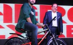 Bollywood Actor Arjun Kapoor Endorses Hero Cycles As The Brand Ambassador
