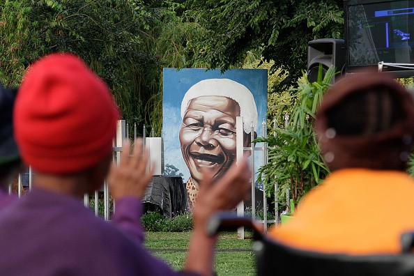 First anniversary of the death of Nelson Mandela