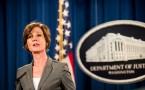 Trump fires AG Sally Yates