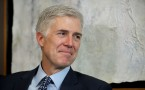 Nominee for the U.S. Supreme Court Justice Neil Gorsuch.