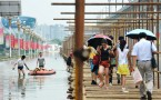 Rainfall Floods Wuhan